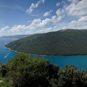 Croatia's Adriatic Coast (photo by Kathryn Stewart)